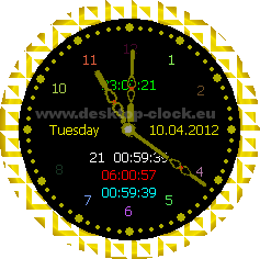 countdown desk timer image
